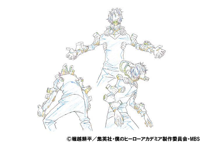 Tomura Shigaraki My Hero Academia Anime 06 Jpg 700 494 Anime Character Design Hero Academia Characters Hero