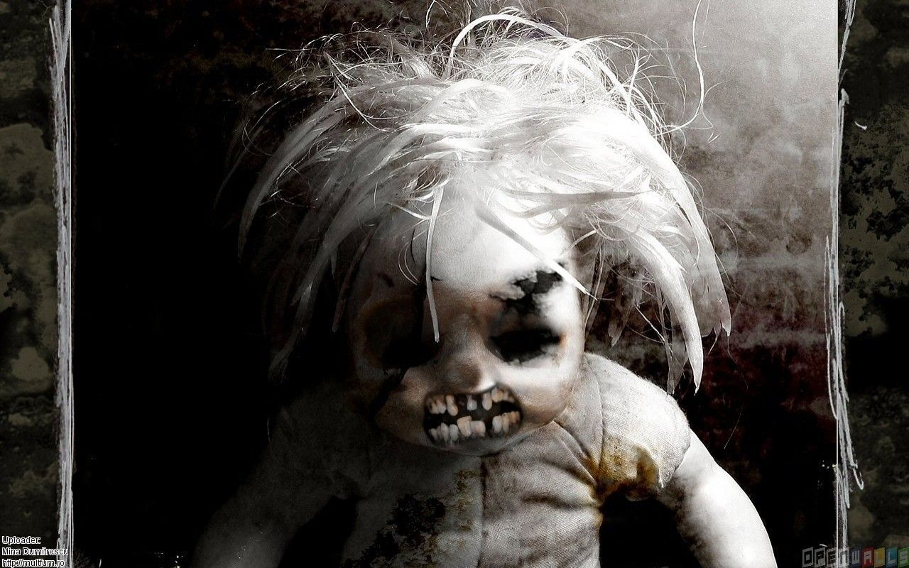 Scary Creepy Dolls Backgrounds Creepy Horror Dolls Pinterest