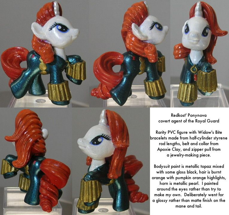 Rarity As The Black Widow Want Black Widow Widow Rarity See more of pirates & pearls: pinterest