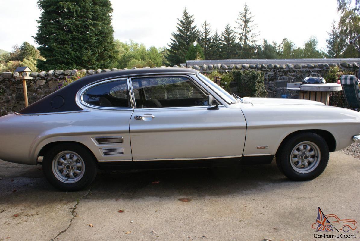 Ford Capri 3000e Mk 1 1972 Pre Facelift With Images Ford Capri