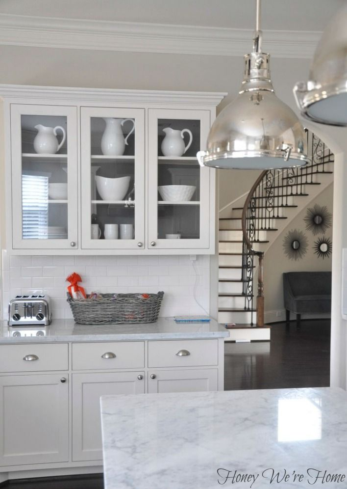 Clean Clear Kitchen Counters Kitchen Kitchen Countertops Home