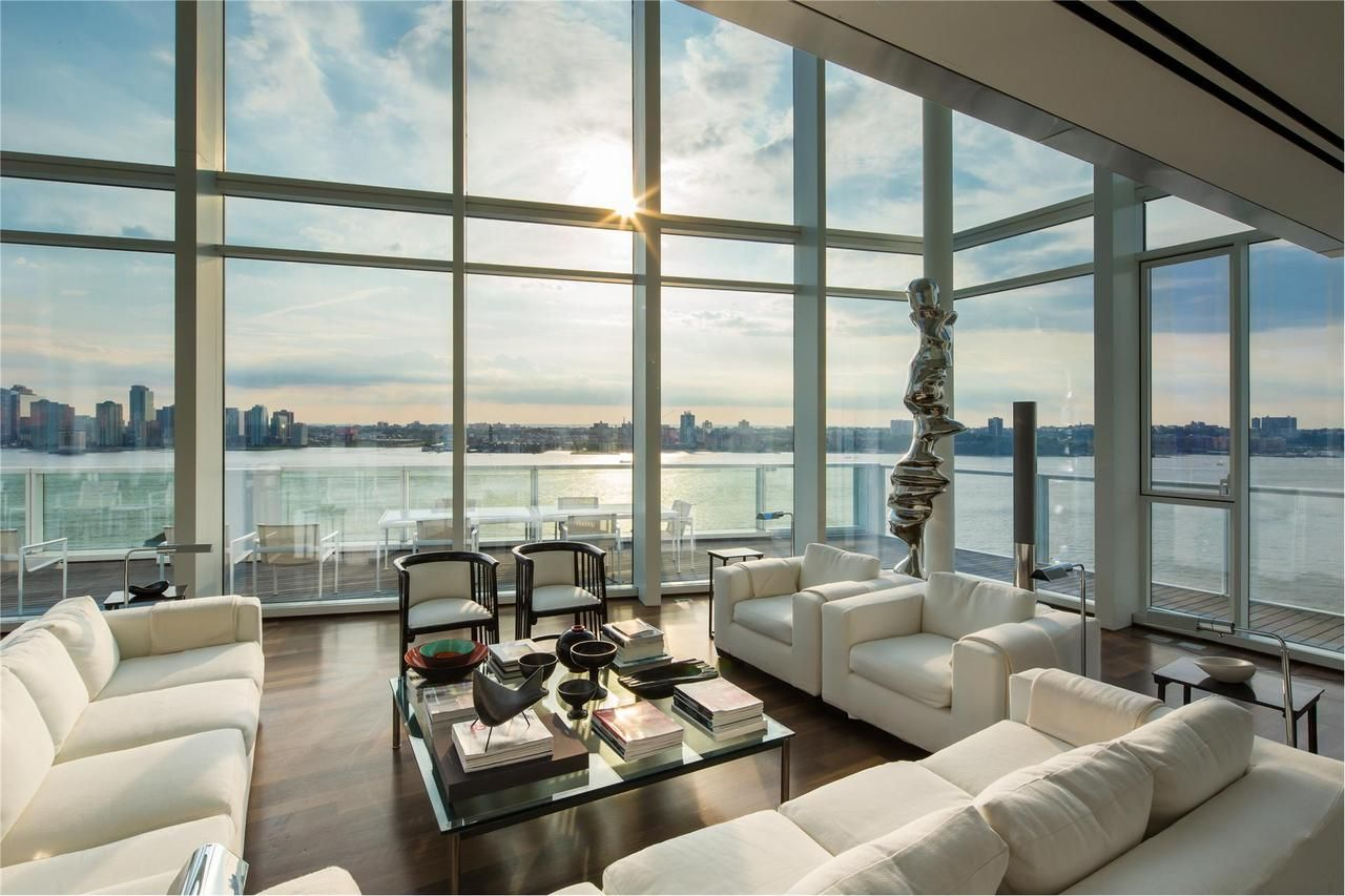 This amazing apartment is located on 165 Charles Street in the Meatpacking  District of Manhattan, ...