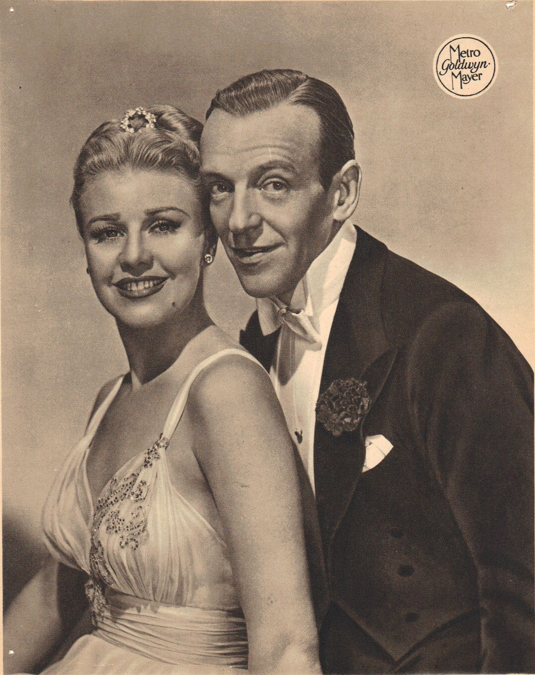 Ginger rogers the barkleys of broadway ginger and fredus tenth