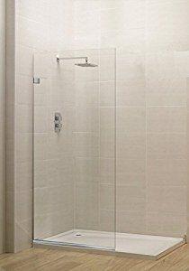 Celesta Series Sr910 Fixed Glass Bathtub Shower Screen 30 X 76 Inches Amazon Com