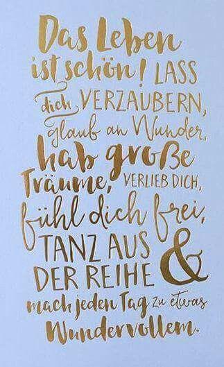 tolles leben sprüche To do für ein schönes Leben | Quotes | Pinterest | Quotes, Sayings  tolles leben sprüche