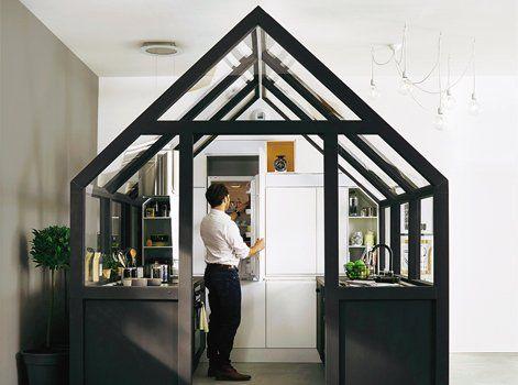 Comment créer une cuisine dans le séjour ? Leroy Merlin Cuisine