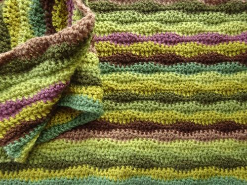 Moorland Blanket Cal Part 2 Crochet Afghan Patterns Free Crochet Square Patterns Crochet Stitches Tutorial