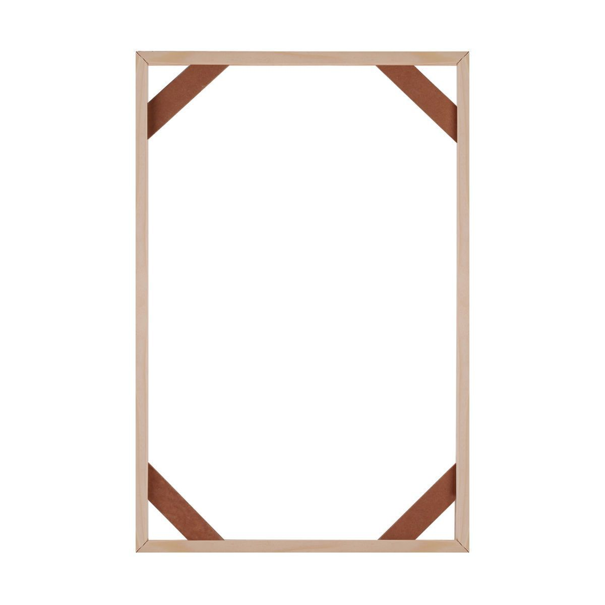 1/3Pcs Wooden Frame Stretching Bar For Wall Poster Canvas Print ...