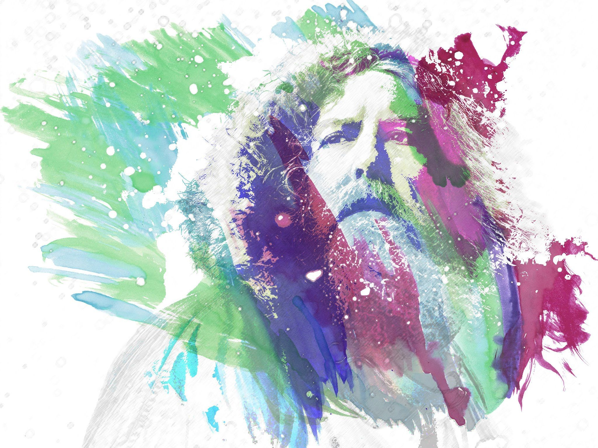 Free Download 3 Awesome Actions To Create Watercolor And Acrylic