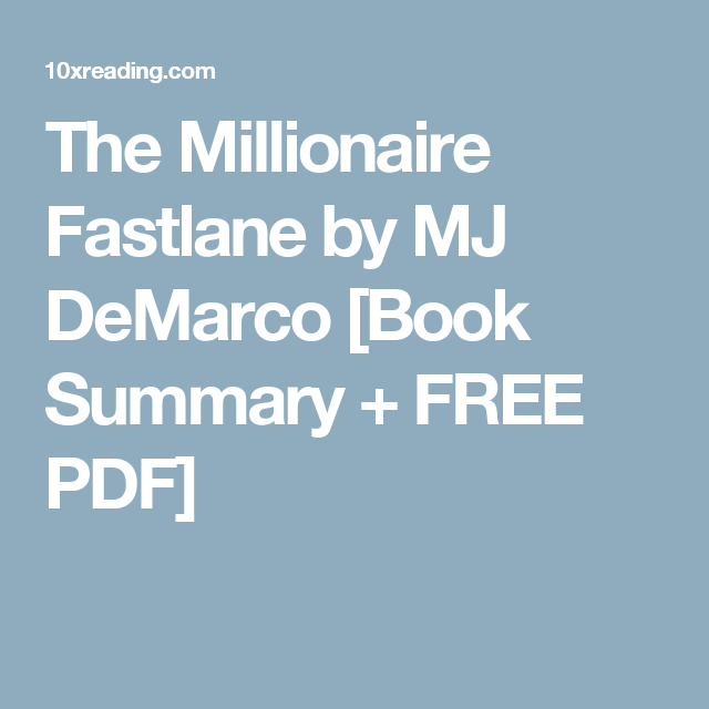 The Instant Millionaire: A Tale of Wisdom and Wealth book pdf
