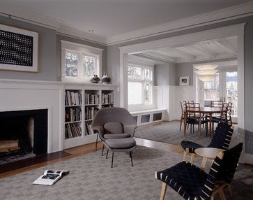 Benjamin Moore Paints The Walls Are Gray Horse Ceiling Is