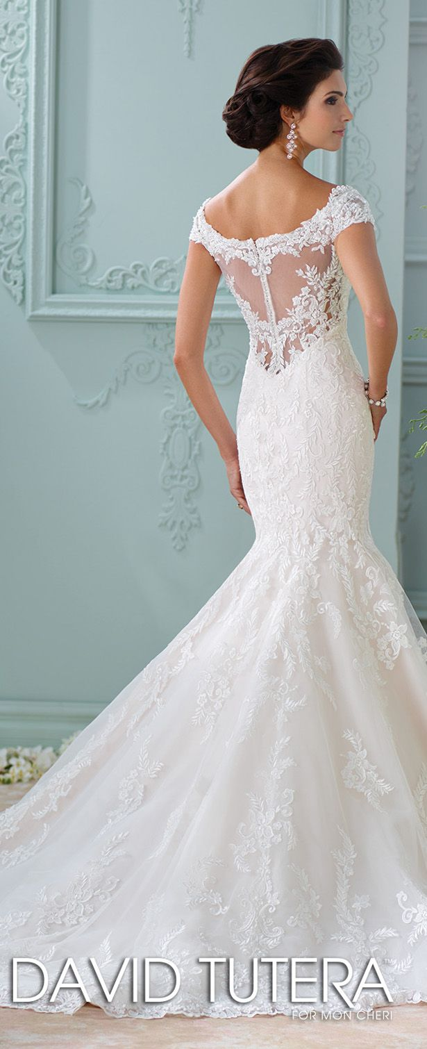 David Tutera for Mon Cheri Spring 2016 | Pinterest | Novios ...