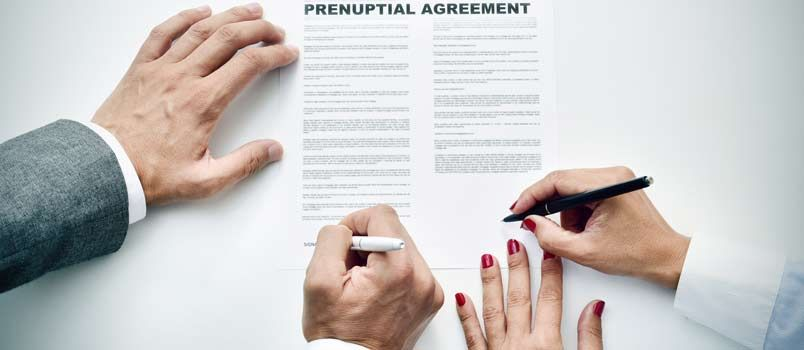 On Prenuptial Agreements What Cannot Be Enforced In Texas