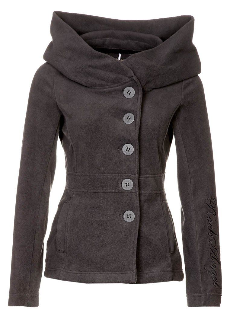 Summer jacket anthracite grey gray comfy and clothes