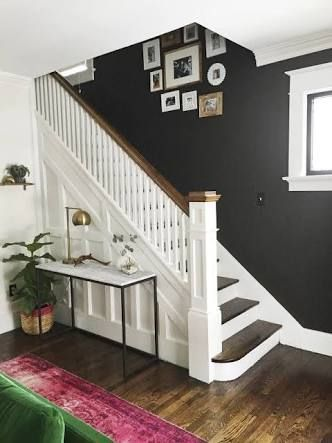 Image Result For Images Of How To Decorate A Staircase Nook With A