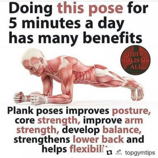 #Repost @topgymtips (@get_repost) Do you plank everyday? The plank is such an underrated core stabil...