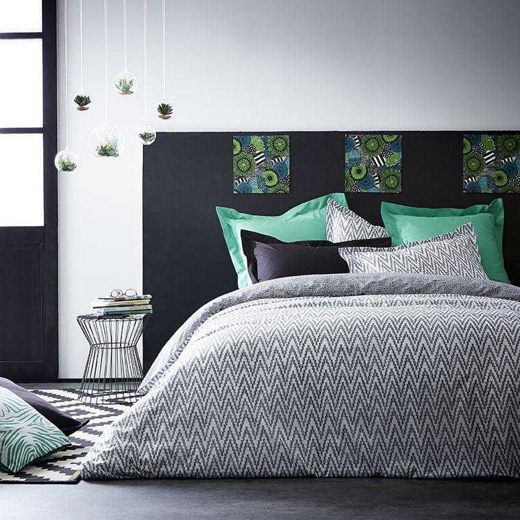 id es d co chambre d clic urban jungle la chambre pinterest idee deco chambre et id e. Black Bedroom Furniture Sets. Home Design Ideas