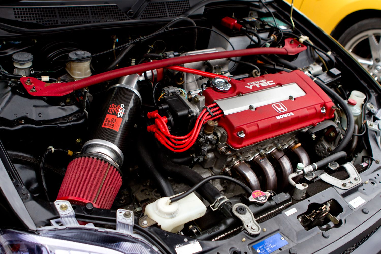 Honda engine is roaring under this hood! #continentalmotorsgroup  #startyourengine #itsgotime