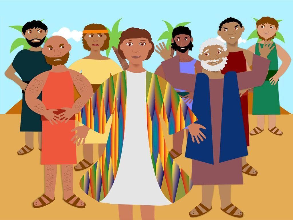 Animation The Story Of Joseph