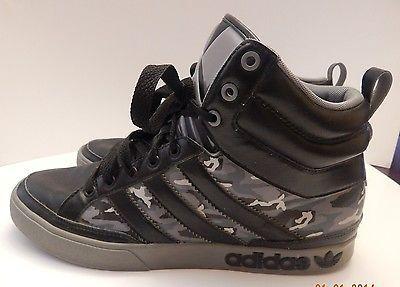 Men s Adidas Originals Top Court Hi Camo Pack High Basketball Sneakers Size  11 31ae4ce26