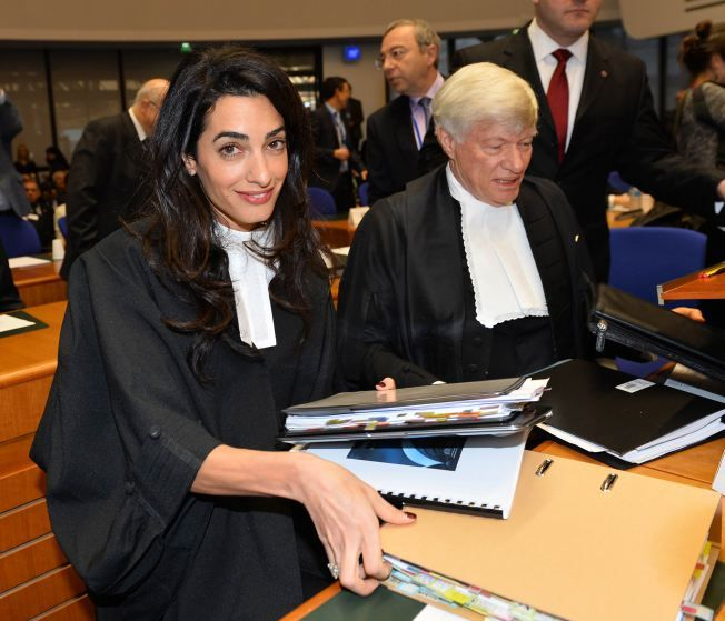 Amal Clooney S Accomplishments Are Genuine But The Obsession Over Them Isn T Amal Clooney Lawyer Fashion Amal Alamuddin