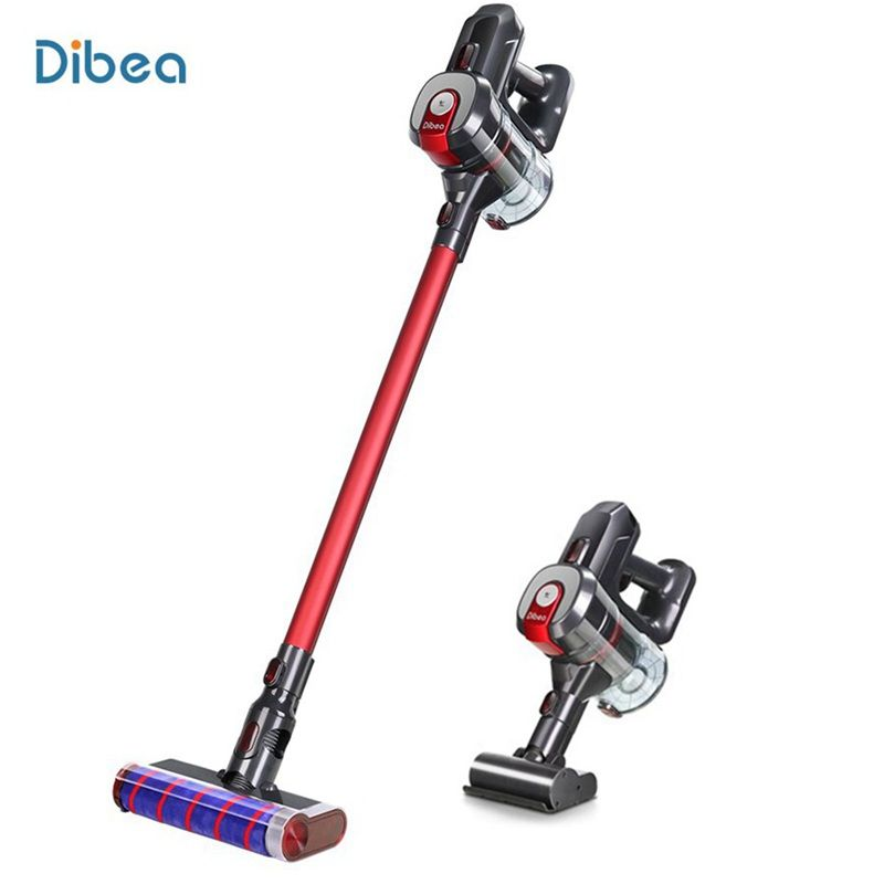 Dibea D18 Handheld Aspirateur Main Aspirateur Balais sans fil Stick Vacuum Clean