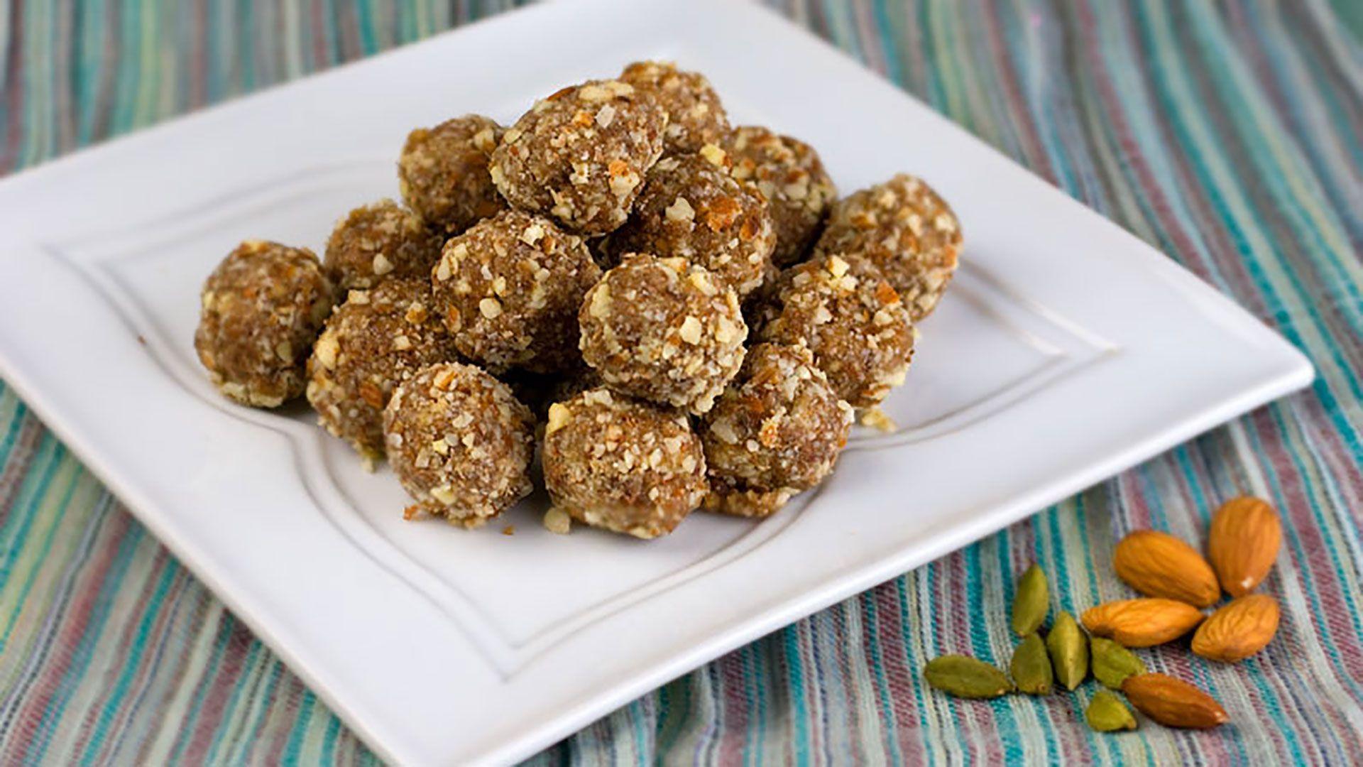 Almond date ojas balls almonds recipe box and delish almond date ojas balls mushroom foodrecipe boxrecipe forumfinder Gallery