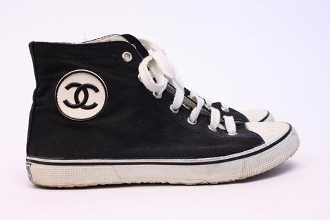 RARE Vintage CHANEL Sneakers | Chanel