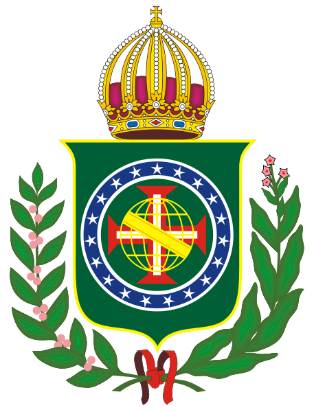 Coat of Arms of the First Empire of Brazil