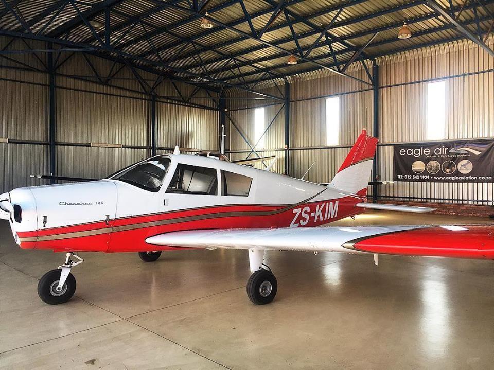 Eagle Air Launches a New Flight Simulator Aviation