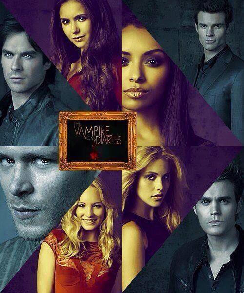 The Vampire Diaries Vampire Diaries Vampire Diaries Cast