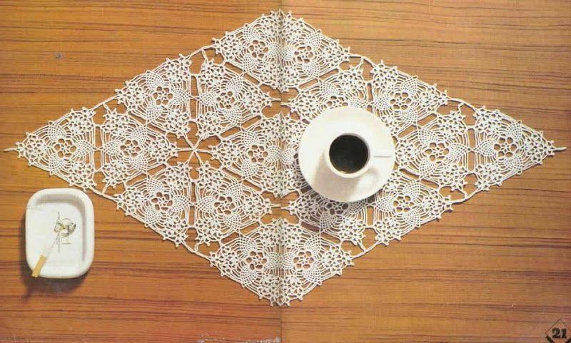 Magic Crochet nº 10 - Edivana - Picasa Web Albums