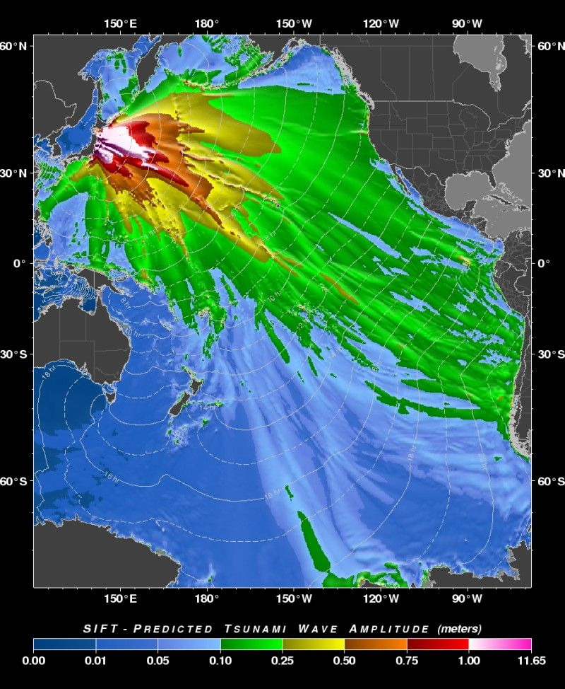 Pacific Tsunami Warning Center