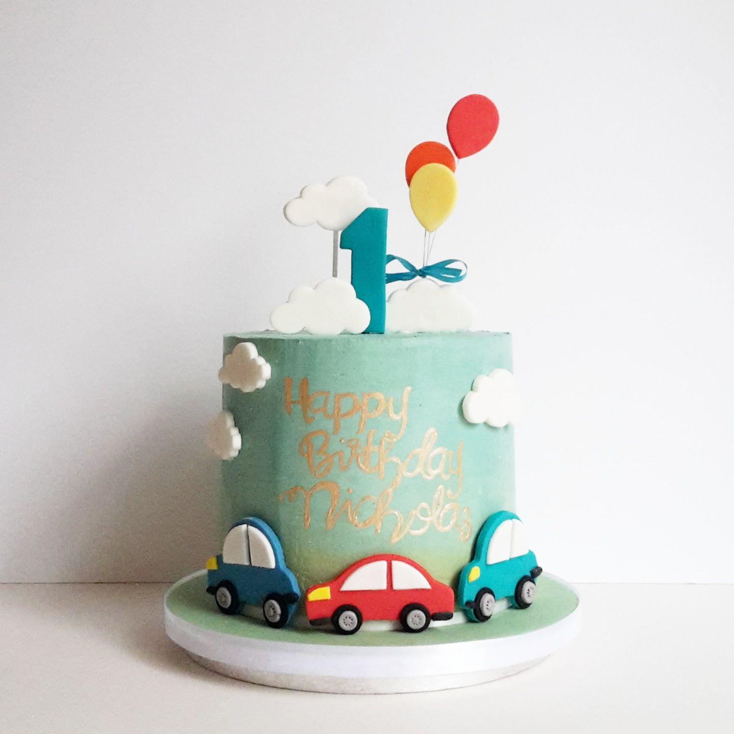 Birthday Cake Birthday Cake Kids Baby Birthday Cakes Baby Boy Birthday Cake