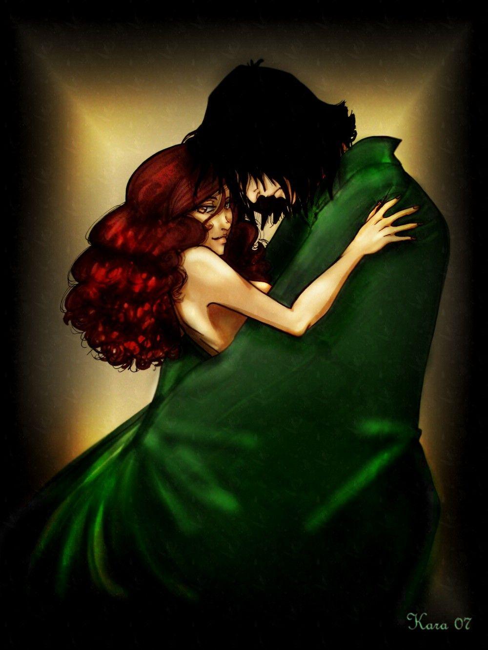 Protege Moi By Kara Lija Deviantart Com On Deviantart Hermione Granger Fanfiction Snape And Hermione Snape