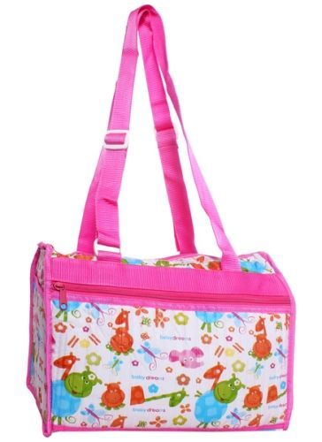 0f69240b2 Morisons Baby Dreams Pink Diaper Bag Pink Online in India, Buy at Best Price  from Firstcry.com - 63976