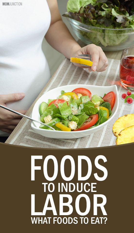 Foods To Induce Labour Naturally