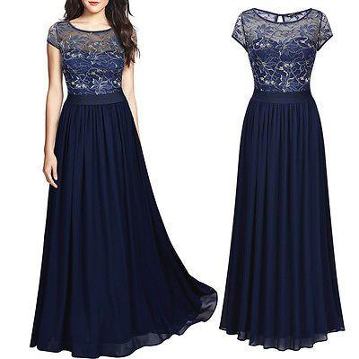 Die besten 25 kleid blau spitze ideen auf pinterest plissee g nstig blau maxi kleider und - Plissee kleid lang ...