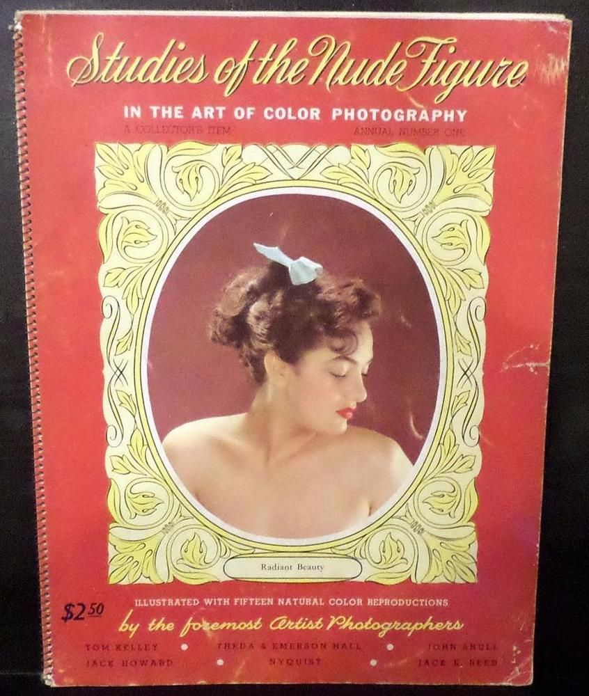 The art of color book - Details About Studies Of The Nude Figure In The Art Of Color Photography 1955 Stan Holden