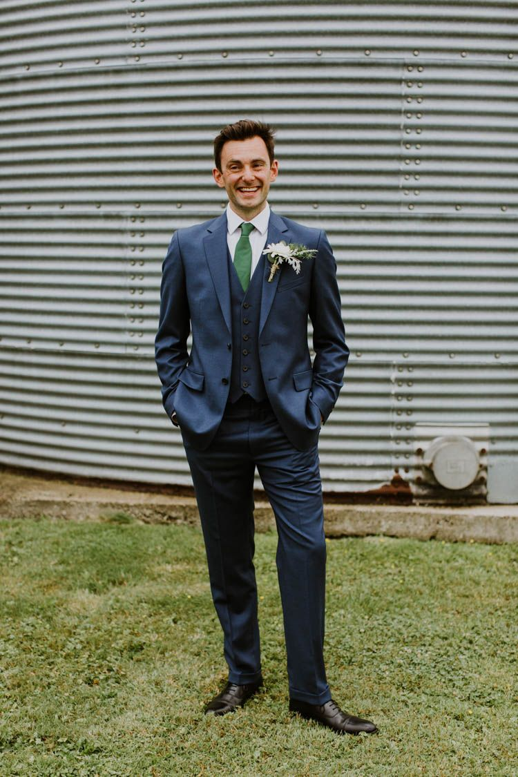 Unconventional cotswolds barn wedding merriscourt oxfordshire our