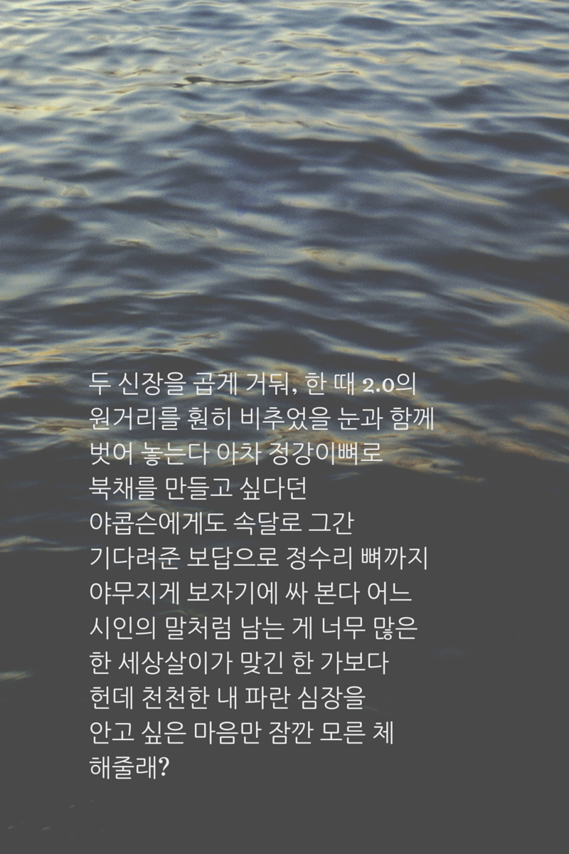 korean poetry
