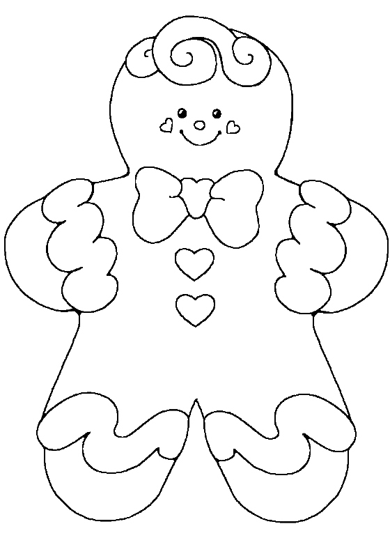 Gingerbread Cute Baby Girl Coloring Pages Gingerbread Coloring Pages Kidsdr Christmas Coloring Pages Gingerbread Man Coloring Page Coloring Pages For Girls