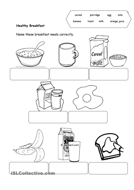 medium resolution of Healthy Food   Healthy and unhealthy food