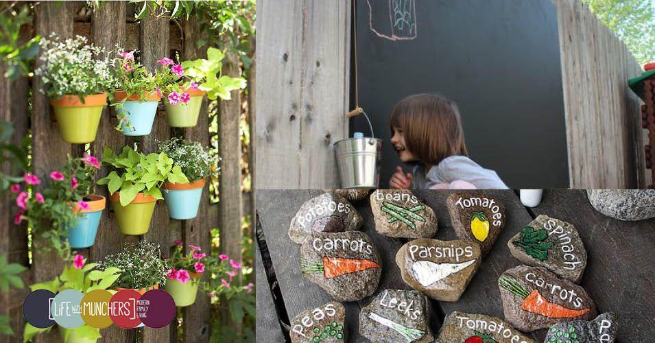 Kids Garden Ideas Project House 3 Gardening For Kids Child