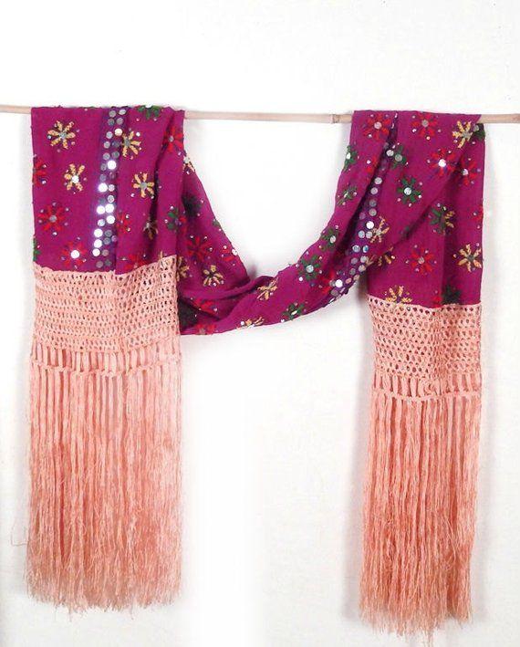 Scarves Gypsy Queens Boho Scarf