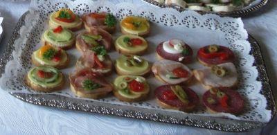 Rezept: Gäste-Sektempfang mit Häppchen Bild Nr. 4