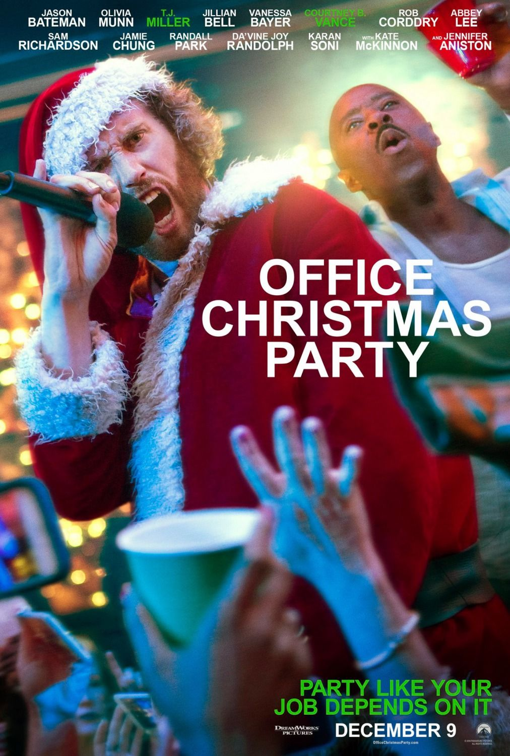 Office Christmas Party (2016) | Posters | Films (official ...