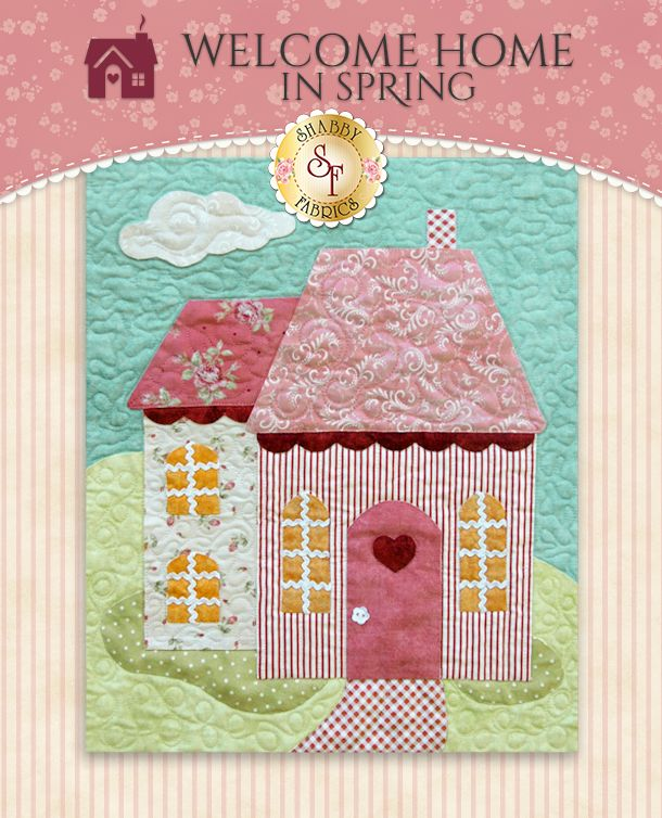 Welcome Spring precuts