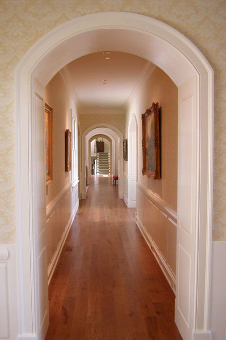 Another Rule In Laying Wood Flooring Has To Do With The Aesthetics Or Look Of