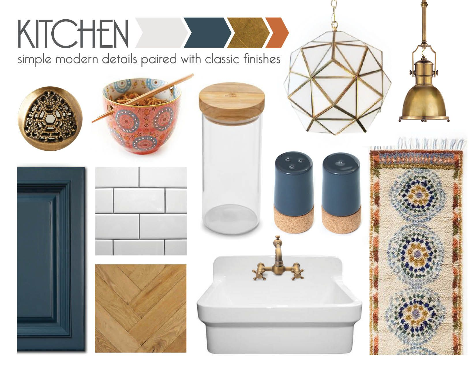 Kitchen Mood Board Simple Modern Details Paired With Classic Finishes BoardsInterior WallsHome Design